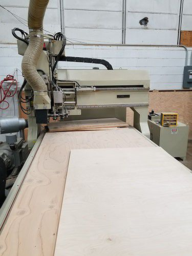 Anderson Stratos CNC Router