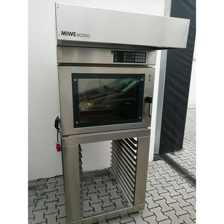 Miwe EC 6.0604 shop oven