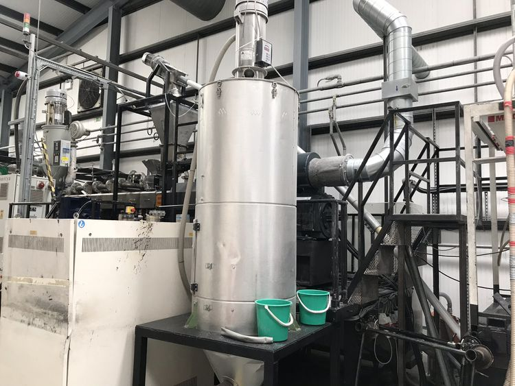 Moretto DH800P With EH 750 AC