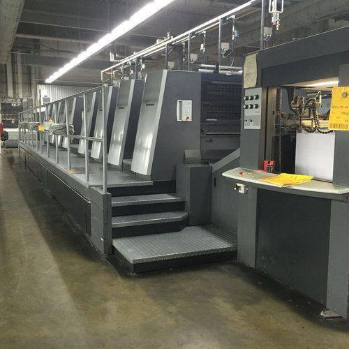 Heidelberg XL 105-8P+LX 750x1050 mm