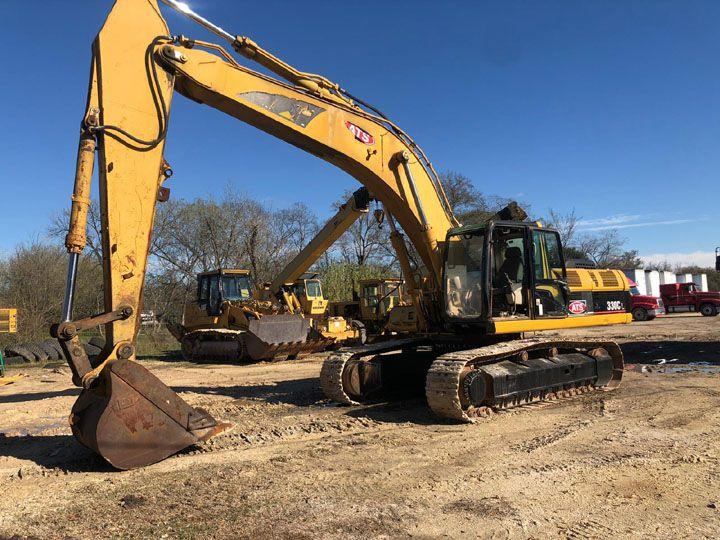 Caterpillar 330CL Excavator