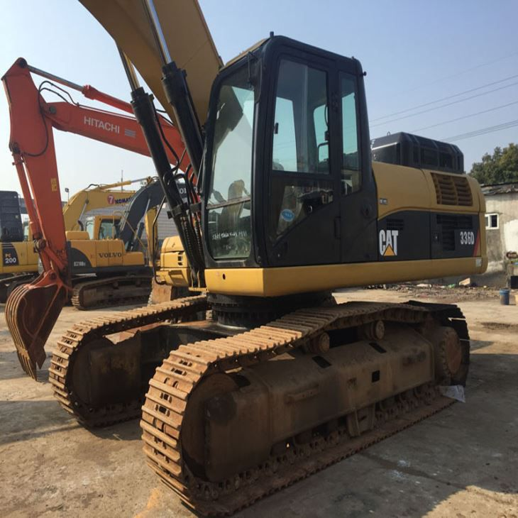 Caterpillar 336D Excavator