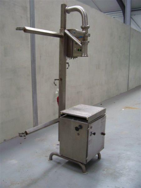 Paasch Silkeborg BFU 01 Butter processing
