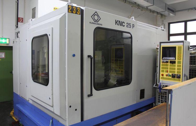 Klingelnberg KNC 25 P  Bevel Gear Generator - Spiral