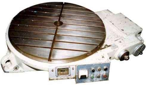 Pratt & Whitney CNC Interface Rotary Table