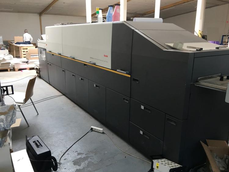 Kodak NEXPRESS-SX-2700, Digital-Production-Colour-Press