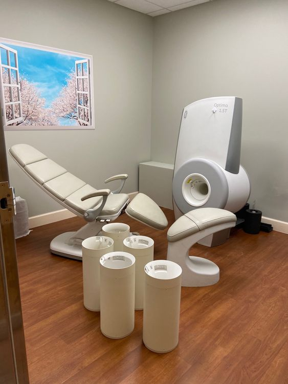 GE Optima 430S 1.5T Extremity MRI Systems