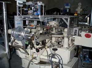 Sig CB 120 x 25 x 20 mm Foil Wrapping Machine for Chocolates