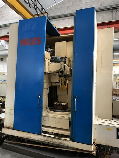 Niles NILES BERLIN ZSTZ 10L Variable CNC Gear Grinding Machine