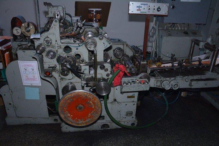 Windmoller & Holscher Triumph 1 S - 1271 Bag machine
