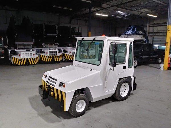 Tiger TC60, Propane Aircraft Tug/ Baggage Tractor