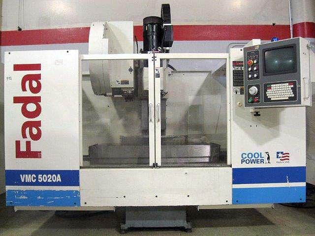 Fadal 5020A Vertical Machining Center 3 Axis