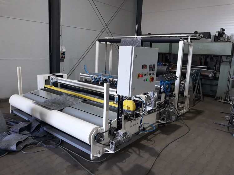 TFR26, Cutting & Winding Systems