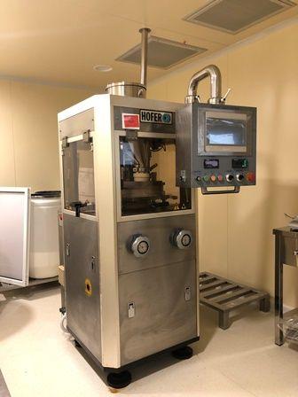 Hofer HTL 16  rotary tablet press
