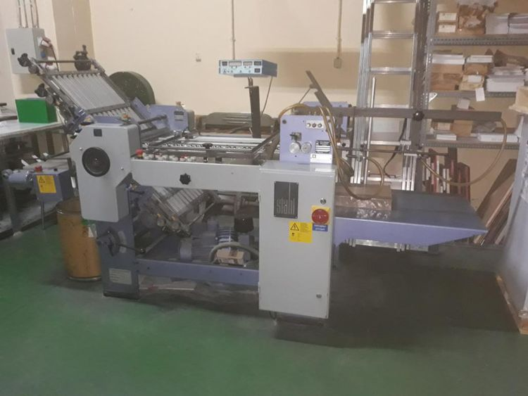 Stahl FX52, Folding Machine