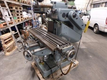 Abene VHF3 2000 rpm