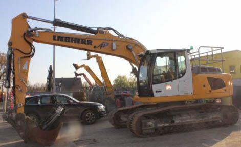 Liebherr R 922LC Tracked Excavators