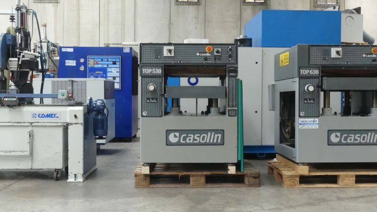 Casolin Top 530, Thickness Planer