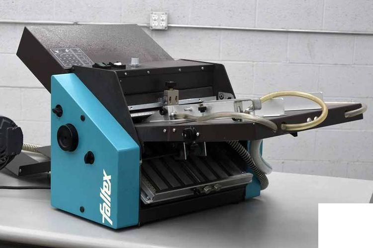 Faltex 711, Vacuum Feed Paper Folder