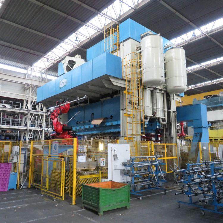 ISGEC Link Drive Mechanical Press 2000 Ton