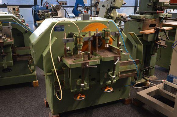 Balestrini Tenoning Machine