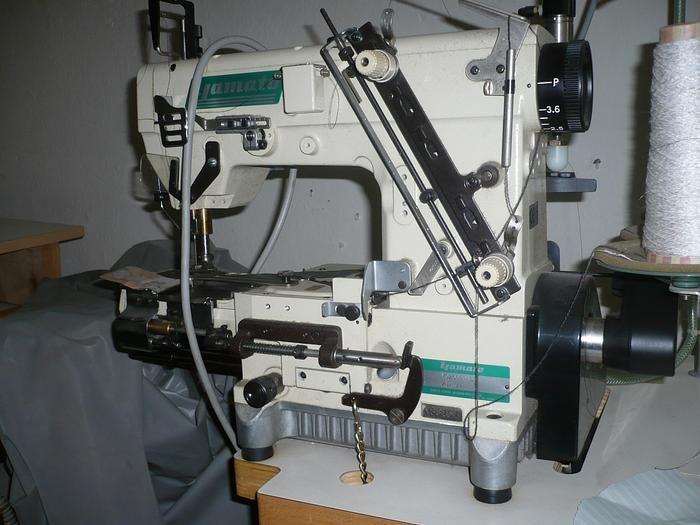 Yamato VC2608-NL / UTA2 2-needle double chainstitch