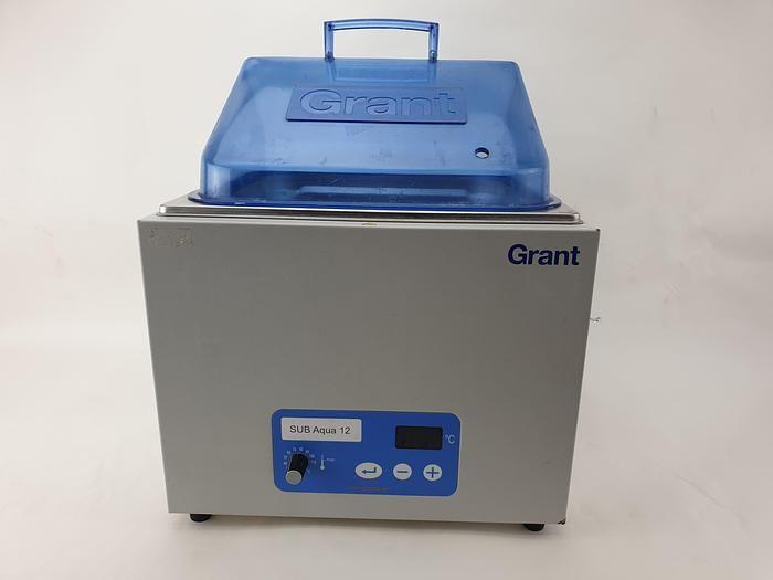 Grant VDB12EU Digital Water Bath.