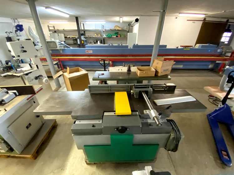 Casolin COMBI 530, Surface and thickness planer combined