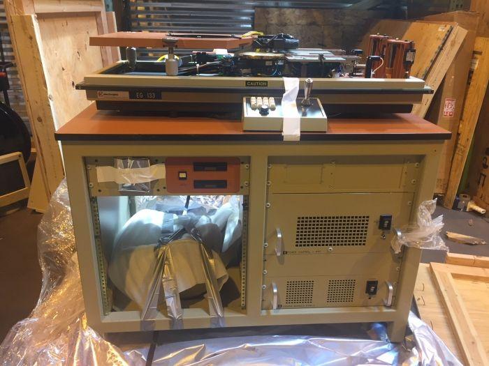 Electroglas 2001 Test & Probe