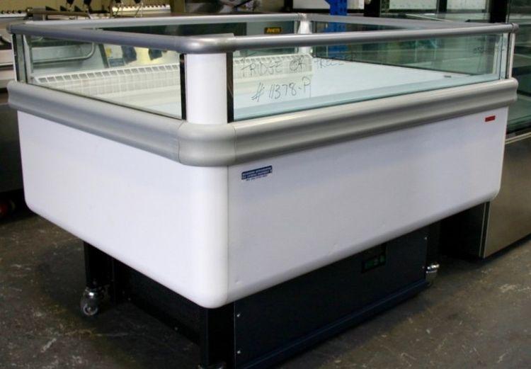 Arneg Fridge/Freezer Open Chest Display