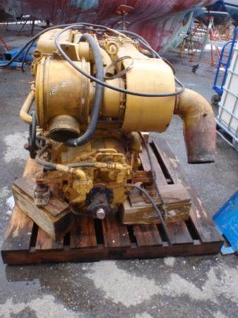 CAT 3304 3304T  160HP w 1.47:1 gears--TL