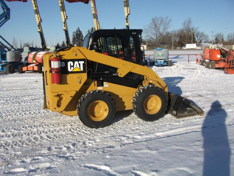 Caterpillar 246D Skid Steer