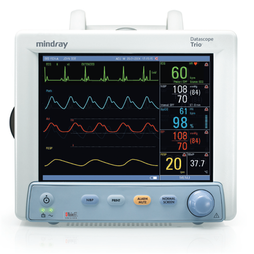 Datascope, Mindray Trio Compact Portable Bedside