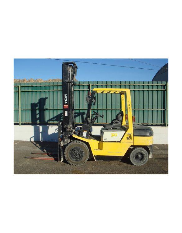 TCM FD30Z8T 3,000 kg