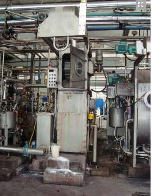 Camber AT, Dyeing Machine 80 Kg