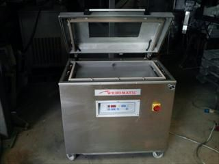 Webomatic C60 Vacuum Packer