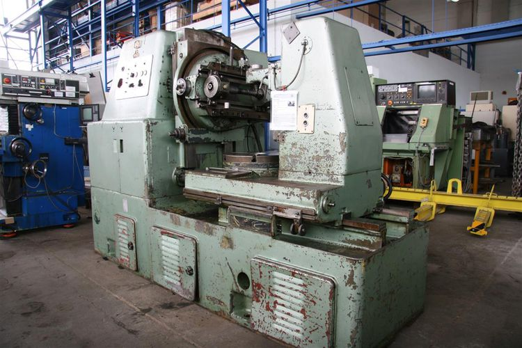 WMW ZFWZ 500x8 Variable Gear Hobbing Machine - Horizontal
