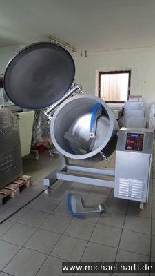 Vakona 300 ESK, Polterarm , mixing arm Control