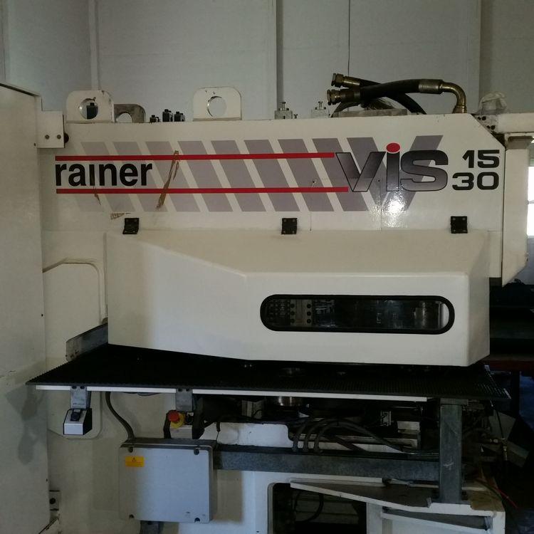 Rainer VIS 15-30 30 TON HYDRAULIC CNC PUNCHING MACHINE 30 Ton
