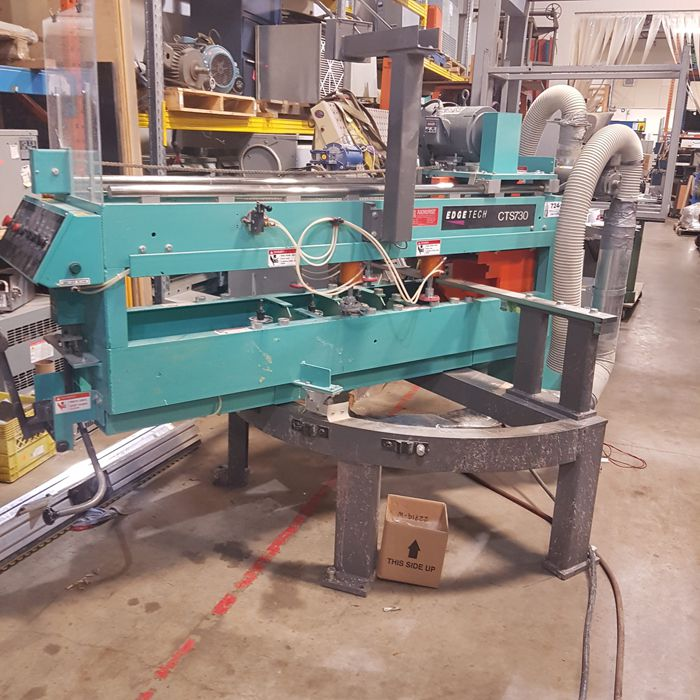 Edgetech CTS 730 Countertop Saw