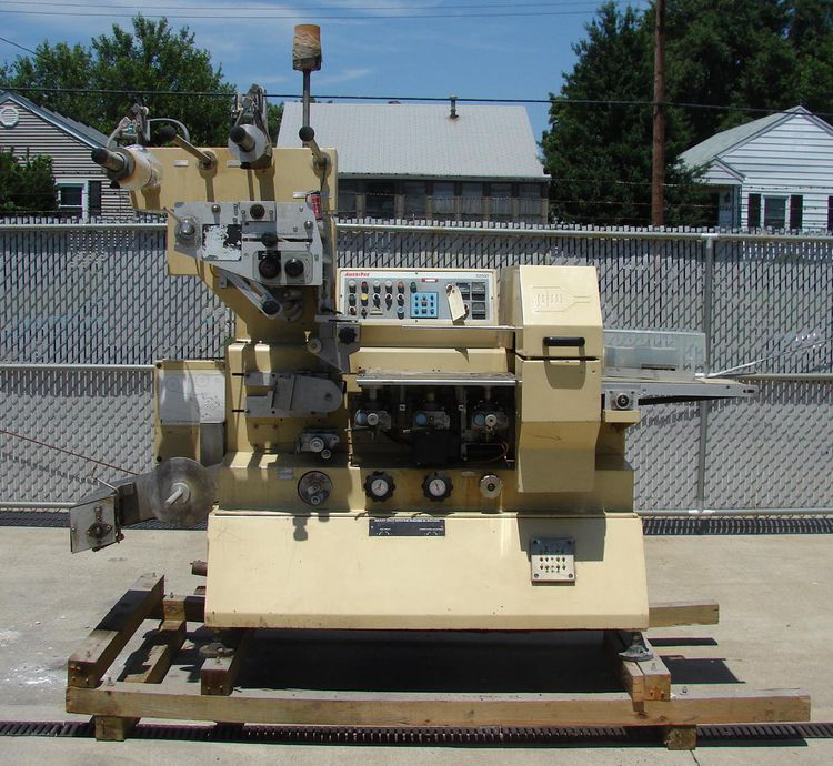Ameripak S2500, High Speed Shrink Wrapper