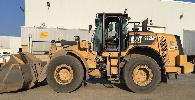Caterpillar 972M AG Wheel loaders