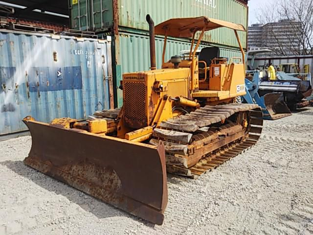Caterpillar D3B Crawler Dozer