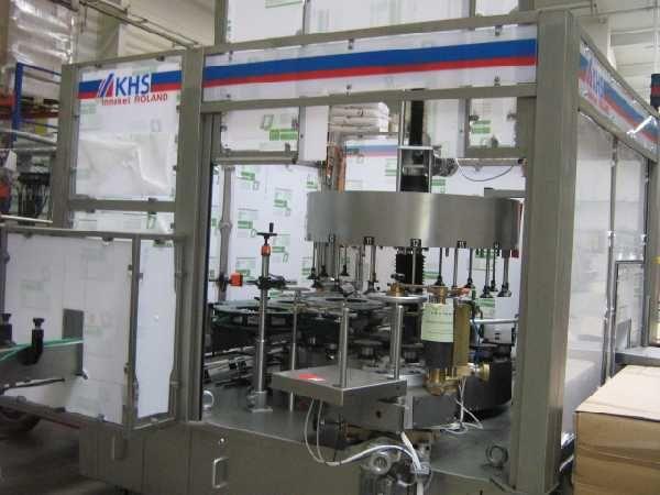 KHS Roland 16/4 labeling