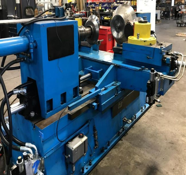 Roller Spinning Lathe Variable AUTOSPIN 3-Axis 2-Roller