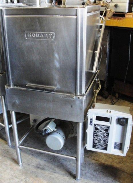 Hobart AM 14, Dishwasher