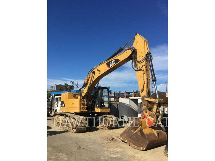 Caterpillar 328DLCR TRACK EXCAVATORS