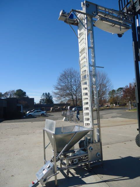 Others STAINLESS STEEL BUCKET ELEVATOR