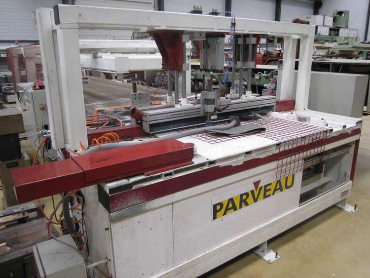 Parveau Pusher Chainsaw