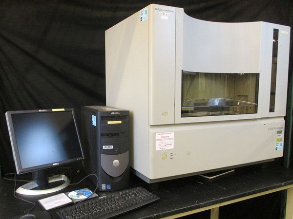 ABI 3730xl DNA Sequencer